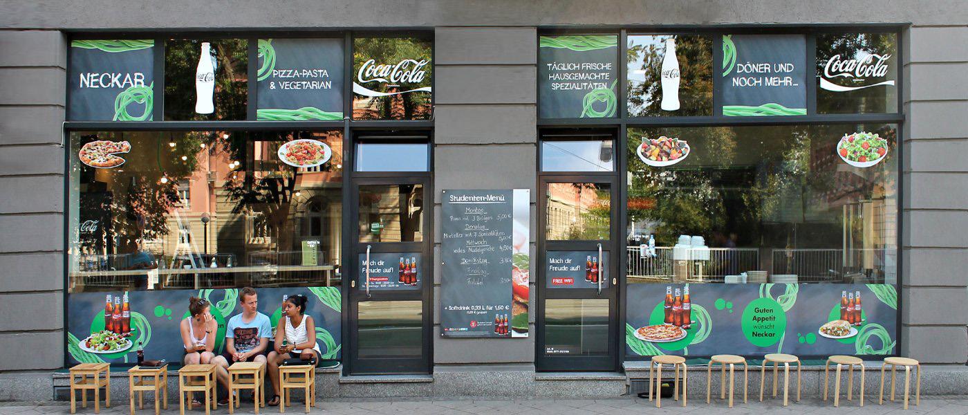 Pizza, Pasta & Vegetarian